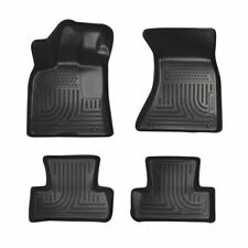 11-18 Chrysler 300 Charger AWD Husky WeatherBeater Floor Liners 4pc Black 98081