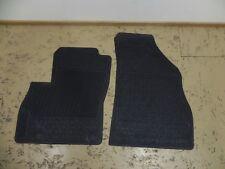 Fiat Fiorino Gummi Matten Fußmatten Automatten Vorne car carpet NEU ORIGINAL