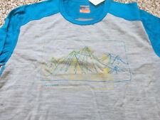 Icebreaker Oasis 100% Merino Wool Base Layer -Men's S