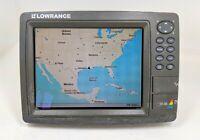 Lowrance LCX-111C HD Sonar Radar GPS Head Unit