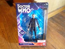 UNDERGROUND TOYS--BBC's DOCTOR WHO--THE TWELFTH DOCTOR FIGURE IN BLACK SHIRT