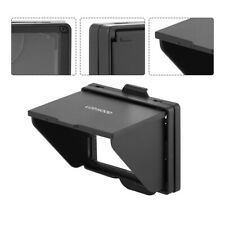 2in1 LCD Protector de pantalla campana emergente Parasol Cubierta Protector para Nikon D4 D4S