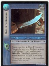 Lord Of The Rings CCG Reflections Foil Card  9R+17 Knife Of The Galadhrim