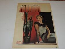 Sztuka i Film 31/1938 polish magazine Mae Clark, Dorothy Lamour, Ray Milland