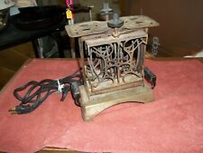 Vintage Star Swing Arm Electric TOASTER Manufactured By Fitzgerald MFG Co