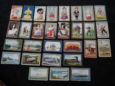 VINTAGE SWAP CARDS - COLES
