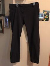 Adidas Pants Ladies Golf - Black - size 12 - slightly used