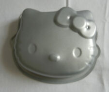 "non stick 5"" Mini hello kitty cake pan Bakeware cake jelly metal mould"