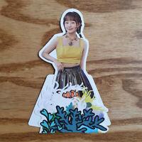 Sohee Official Mini Standing Card Rocket Punch 3rd Mini Album Blue Punch Kpop