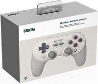 8BitDo SN30 Pro+ Bluetooth Gamepad for Nintendo Switch/macOS/Windows/Android/Pi