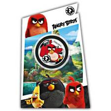 2018 Angry Birds coin Worlds First Interactive Mobile Game app on coin!