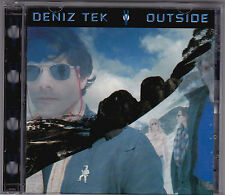 Deniz Tek - Outside - Inside - CD - (2CD) (Red Eye REDCD38 1994)