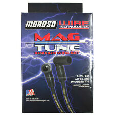 USA-MADE Moroso Mag-Tune Spark Plug Wires Custom Fit Ignition Wire Set 9077M-3