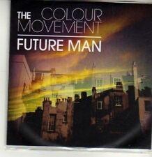 (CU25) The Colour Movement, Future Man - 2012 DJ CD