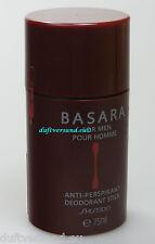 Shiseido Basara Pour Homme 75 ml Deodorant Deo Stick  NEU