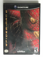 🔥 Spiderman 2 Nintendo GameCube - Spider-man 2 Game kids Activision Teen Action