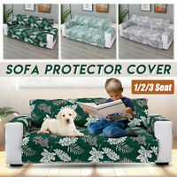 1/2/3 Seater Stretch Sofa Cover Couch Lounge Recliner Chair Slipcover Protect