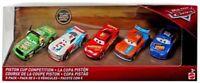 CARS 3 - PISTON CUP COMPETITION 5 Pack Paul CONREV Ryan LANEY - Mattel Disney