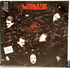 """12"""" Vinyl Maxi - MATIABAZAR - Life (NOI) - farbiges Vinyl"""