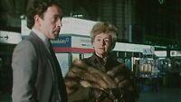 Caught On A Train - Stephen Poliakoff Bbc DVD - Peggy Ashcroft & Cuisine