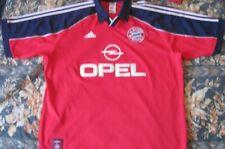 Trikot Camiseta Shirt BAYERN MÜNCHEN Munich Adidas Vintage Season 1999 Size XL