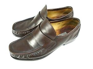 Patrick Cox Wannabe Mens shoes leather & leather Soles UK size 10 EU 44