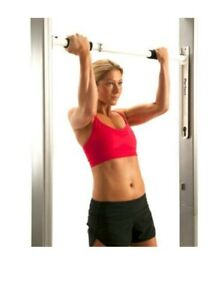NEW Perfect Basic Pullup, Pull Up Progression Bar, Home Exercise Workout Fitness