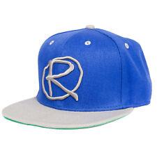 Rampworx Casquette Réglable, Bleu/Gris