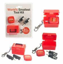 Worlds Smallest Tool Kit Mini Novelty Gift