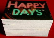 HAPPY DAYS - Complete Base Set - 72 cards - Duocards 1998