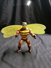 Vintage He-Man MOTU Buzz off Action Figure Masters Of The Universe