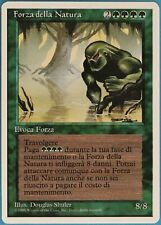 Force of Nature (WB) Revised (ITALIAN) NM Green Rare CARD (105226) ABUGames