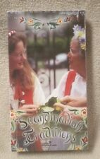 SCANDINAVIAN TRADITIONS Prairie Public Heritage Collections VHS Video 2002 NEW