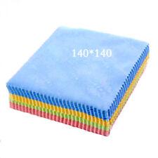10Pcs Soft Microfiber Cleaning Wipe Cloth for Camera Lens DSLR Glasses TV Screen