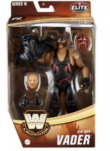 WWE Legends Elite Collection: Big Van Vader Action Figure IN HAND FAST SHIP!