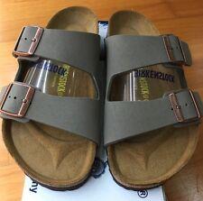 Birkenstock Arizona 151211 Size 40/L9M7 R Birko-Flor Stone Sandals