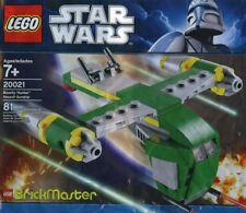 *NEW* LEGO Brickmaster STAR WARS Bounty Hunter Assault Gunship Polybag 20021
