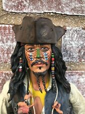 Captain Jack Sparrow 18 inch talking action figure from 2004. Super Rare!