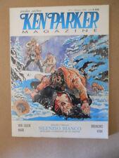 KEN PARKER MAGAZINE n°1 1992 Milazzo Parker editore [MZ11-3]