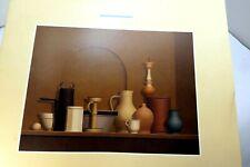 William Bailey John Berggruen Gallery San Francisco 1988
