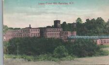 Lower Crown Mill MARCELLUS New York—Onondaga County—Antique Jubb Factory 1910s