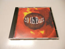 "20lb. Buzz ""Same"" Obscure indie Selfproduced cd 2000 Rare"