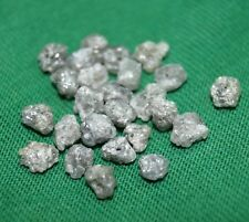 Drill 1.0 ct Lot Gray raw uncut Diamond beads rough diamond beads 1.5-2.5mm NR14
