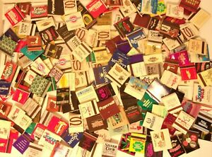 150+ Mostly Casino Advertising Matchbooks New Unused Unstruck Lot13