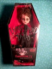 Living Dead Dolls RESURRECTION LIZZIE BORDEN - Resurrection 9 - SEALED - Axe