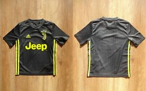 JUVENTUS 18/19 Kids Adidas shirt jersey Size XS 7-8 Years soccer/football