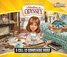 A Call to Something More (Adventures in Odyssey)  AIO Team  New  Book  0 Audio C