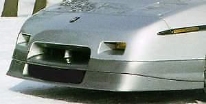1985-1988 Pontiac Fiero Showcars Air Dam with Opening