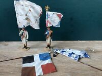 Metayer: Rare Flags And Flag Bearers. c1950s