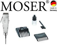 MOSER cortapelos profesional 1400 Edición Vario 0,1mm -18mm NUEVO emb.orig